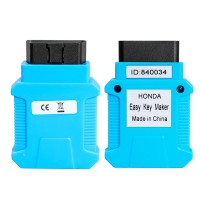 Honda Acura EasyKeyMaker Key Programmer For Honda smart key registration including All Key Lost and Acura transponder key