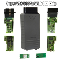 VAS 5054A With OKI Full Chip V4.1.3 ODIS UDS VAS 5054A With Original Bluetooth AMB2300 And Buzzer Support Buzzer Alarm Function