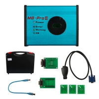 MB-PRO II Advanced Key Programmer for Mercedes Benz China MB Pro II Programming Mercedes Keys