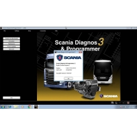 V2.40.1 Scania SDP3 Software Scania SDP3 2.40.1 Crack Software Without USB Dongle