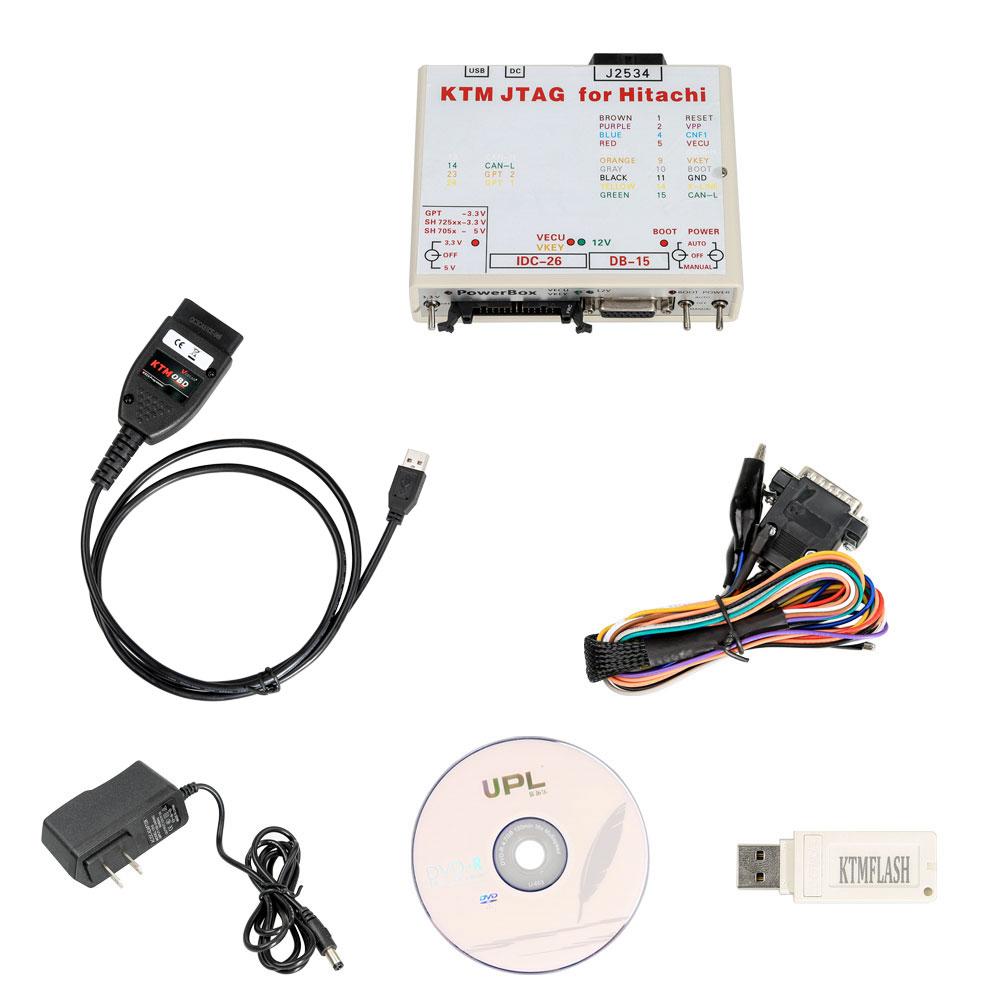 KTM FlASH Car ECU Programmer KTM Flash ECU with PowerBox